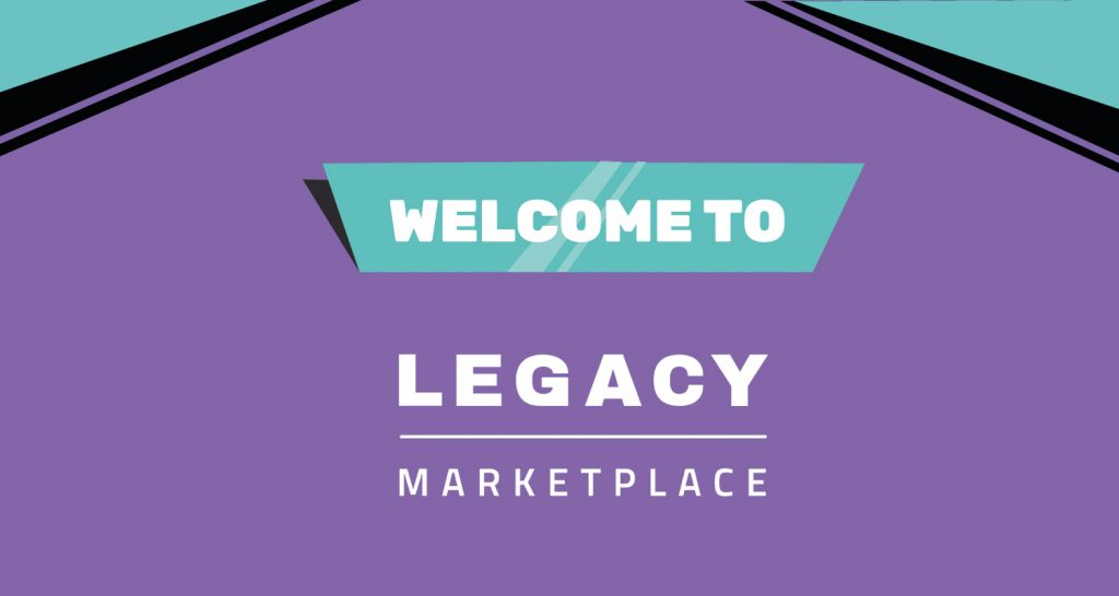 Welcome to Legacy Marketplace